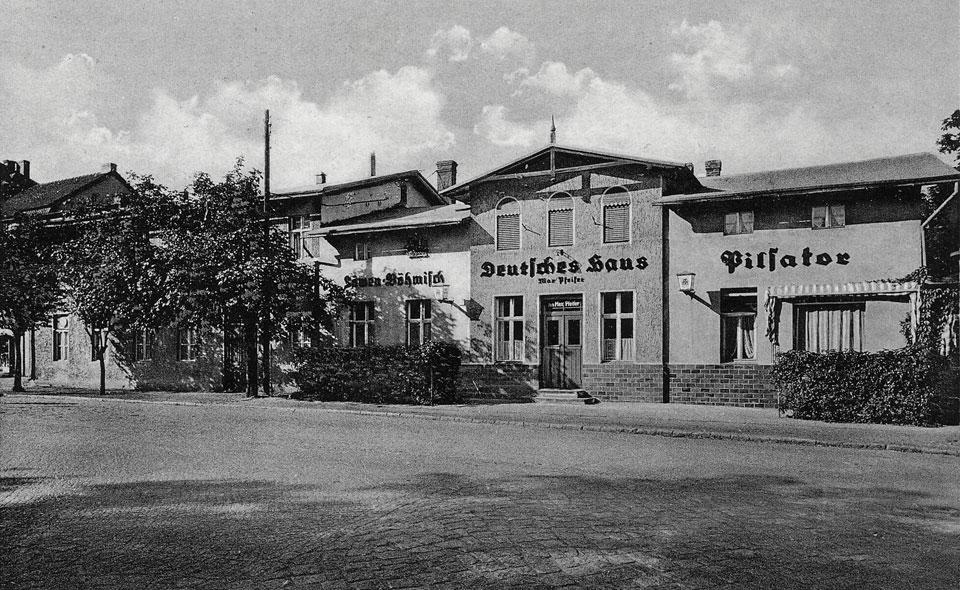 Pension und restaurant deutsches haus dallgow umgebung - Restaurant wandel ...