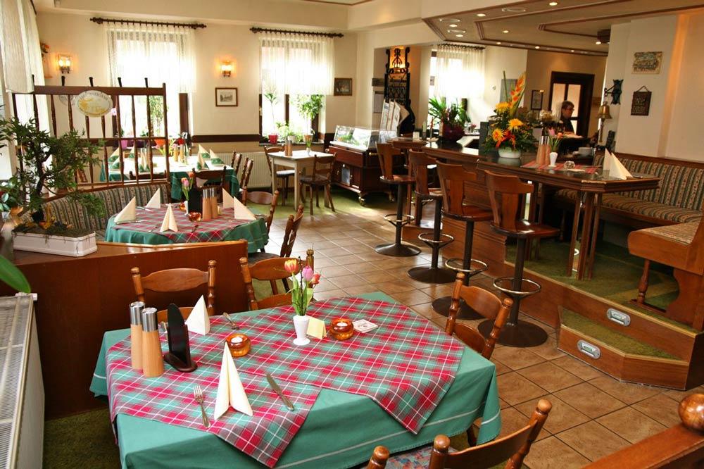 Pension und Restaurant Deutsches Haus Dallgow Restaurant